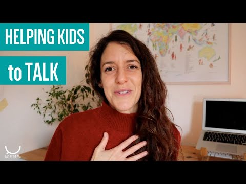 It takes a village: helping children learn to talk