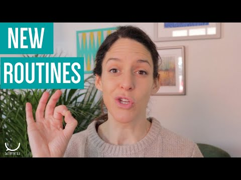Routines to make you SMILE, build MEMORY and VOCABULARY