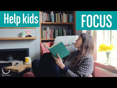 Help your child LISTEN and FOCUS