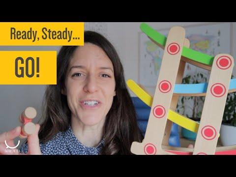 How to play Ready, Steady, Go