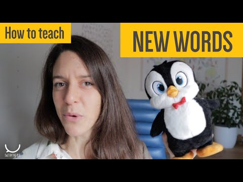 How to encourage more words: toddler talking tips