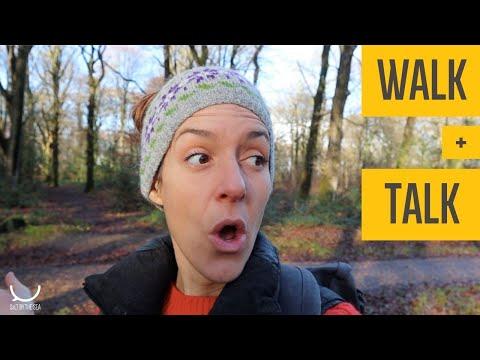 Walk and Talk: speech and language activities