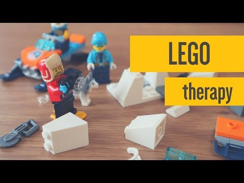 What is Lego Therapy?